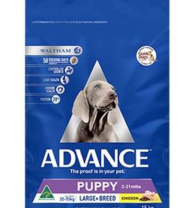 Advance Puppy Food