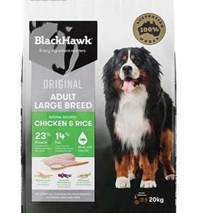 Black Hawk Dog Food