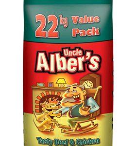 uncle albers dog food